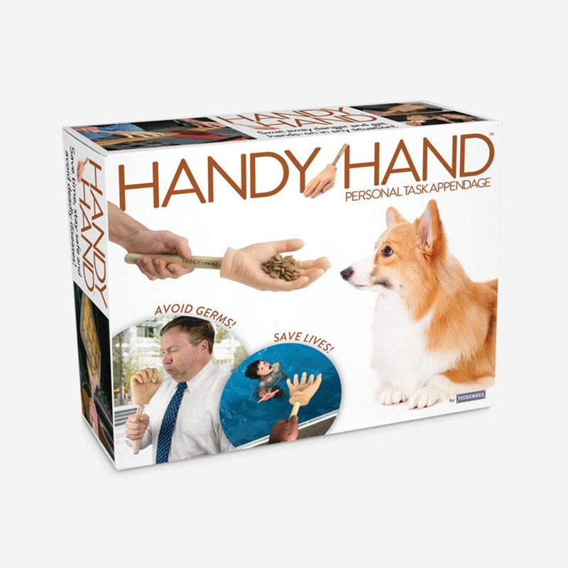 Canidae - HANDYHAND PERSONAL TASKAPPENDAGE RANDY HAND AVOID GERMS SAVE LIVES! TECHXMAXX Save timme