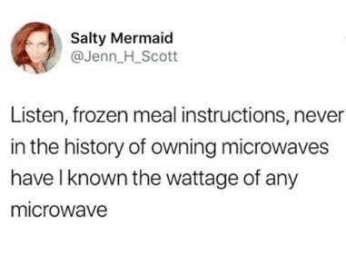 white people twitter meme about understanding microwaves