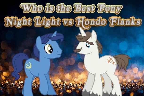 hondo flanks night light best pony - 9250252288