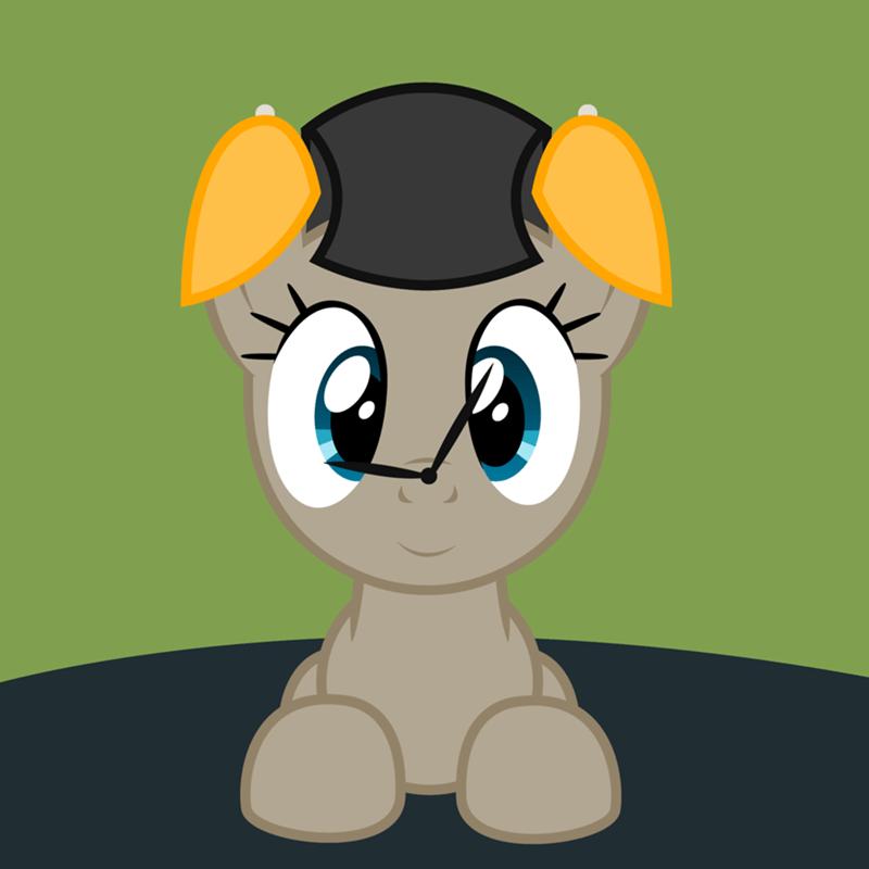 badumsquish OC animated ponify - 9252365056