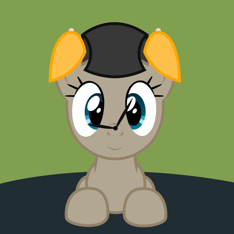 badumsquish OC animated ponify - 9252365056
