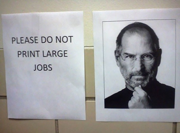 Text - PLEASE DO NOT PRINT LARGE JOBS