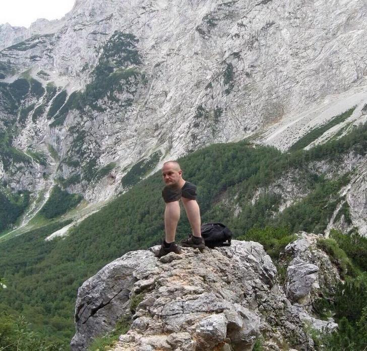 Mountainous landforms