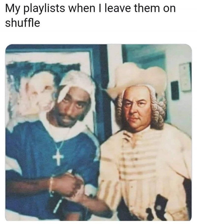 meme about tupac shaking hands with a historical figure