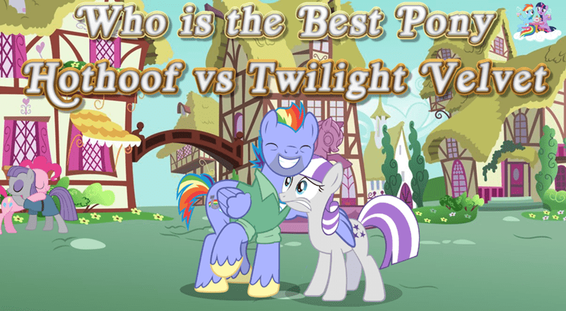 bow hothoof twilight sparkle twilight velvet pinkie pie maud pie best pony rainbow dash - 9253707776