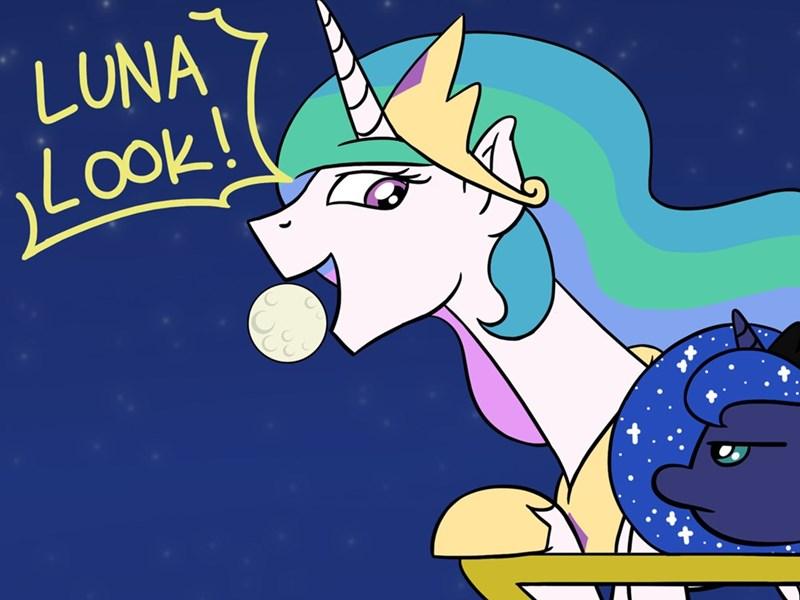 princess luna flutterluv princess celestia - 9253919744