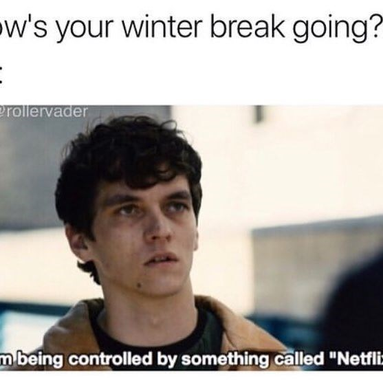 Funny meme about Black Mirror bandersnatch.