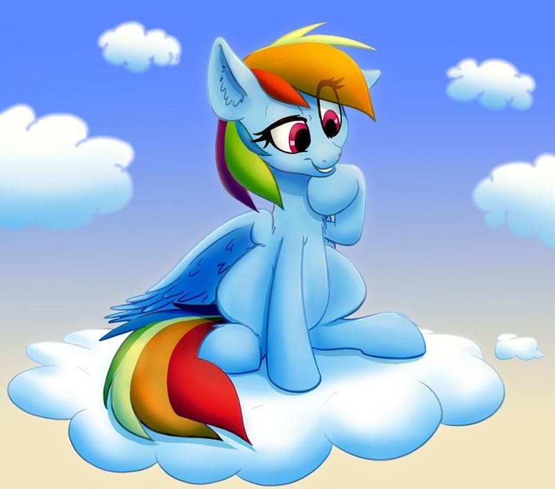 ike derp rainbow dash - 9254572800