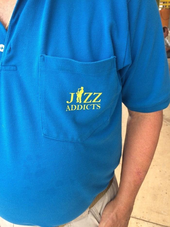 Blue - JIZZ ADDICTS