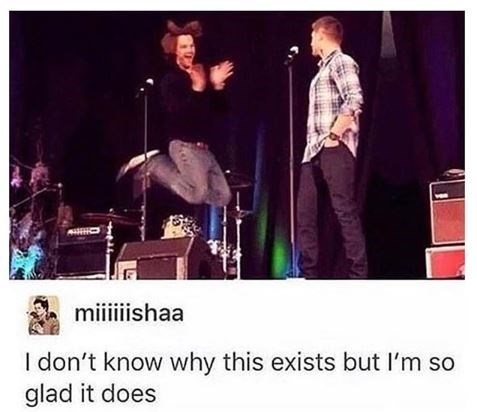 supernatural meme - Music - miiiiishaa I don't know why this exists but l'm so glad it does