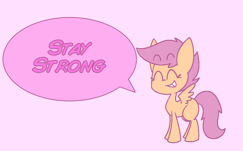 motivational typhwosion Scootaloo - 9256234240