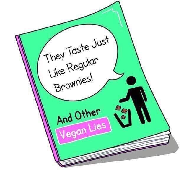 book about vegan lies