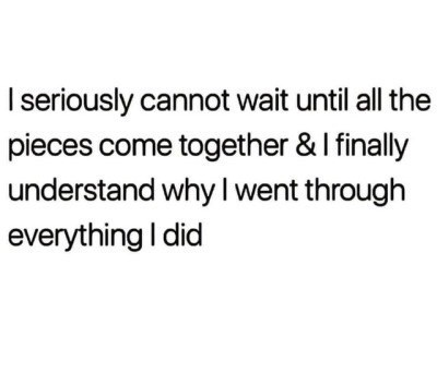 Meme about wanting closure