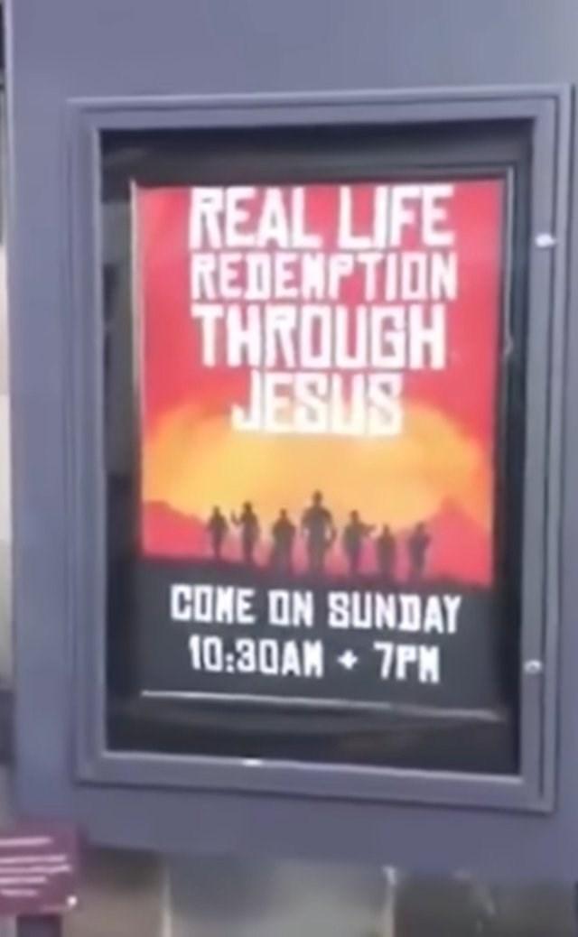 Technology - REAL LIFE RΕΠΕΜΡΤΙΟΝ THROUGH JESUS CONE ON SUNDAY 10:30AM+7PM