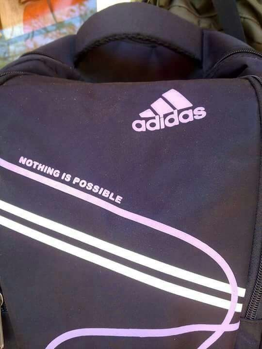 Bag - adidas NOTHING IS POSSIBLE