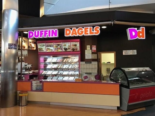 Building - DUFFIN DAGELS l gelato
