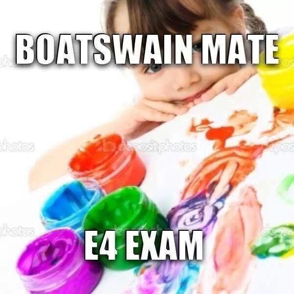 navy meme - Font - BOATSWAIN MATE shotes bostphotos shotes E4 EXAM