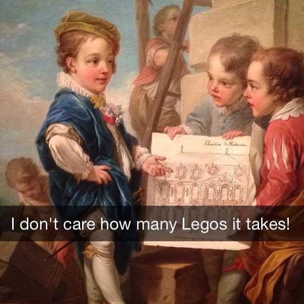 wholesome meme of a renaissance painting