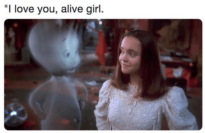 "jeff bezos meme - Human - ""I love you, alive girl."
