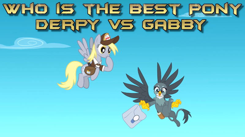 gabby derpy hooves best pony - 9258503168