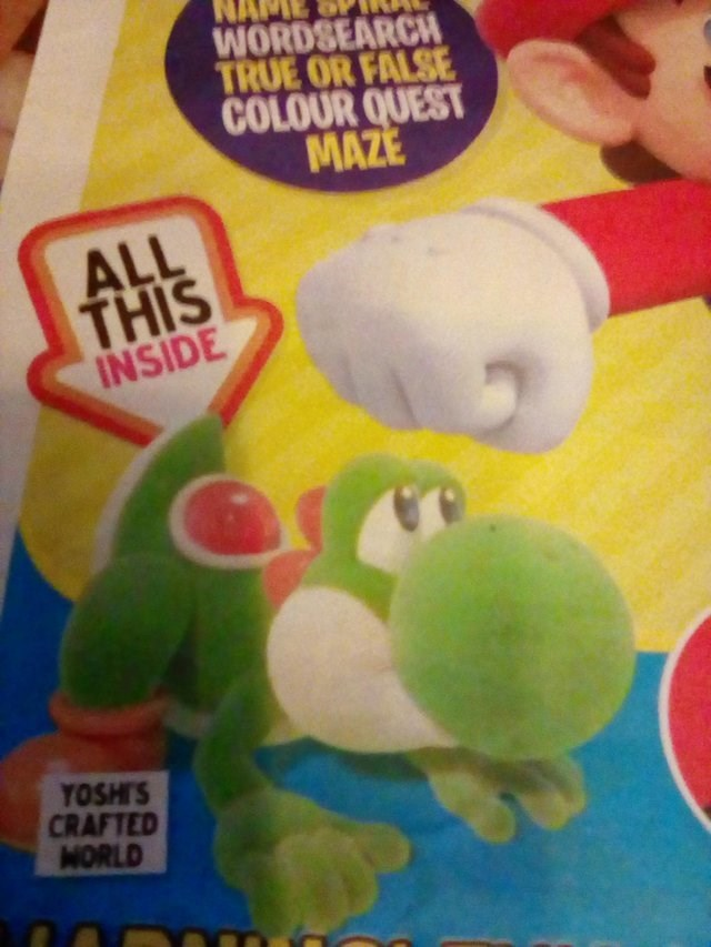 Toy - WORDSEARCH TRUE OR FALSE COLOUR QUEST MAZE ALL THIS INSIDE YOSHI'S CRAFTED WORLD