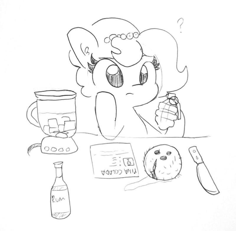 OC tj pones puns brownie bun horse wife - 9259836672