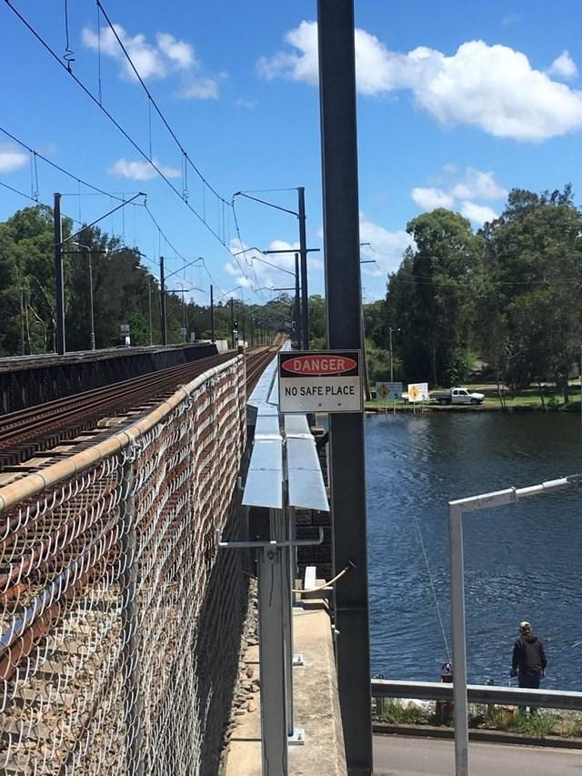 Bridge - DANGER NO SAFE PLACE