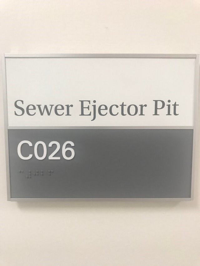 Text - Sewer Ejector Pit C026