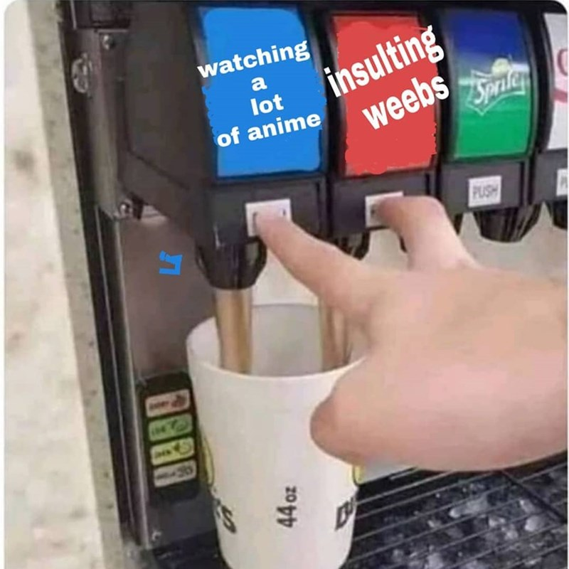 Technology - watching a insulting lot of anime Sriey weebs PUSH