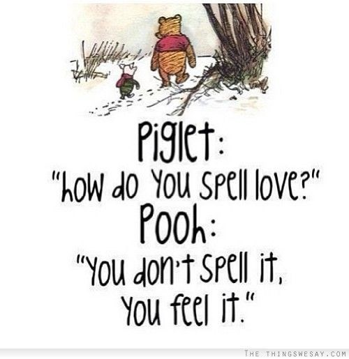 19 Profound Life Lessons From Your Favorite Bear In Honor Of Winnie The Pooh Day I Can Has Cheezburger