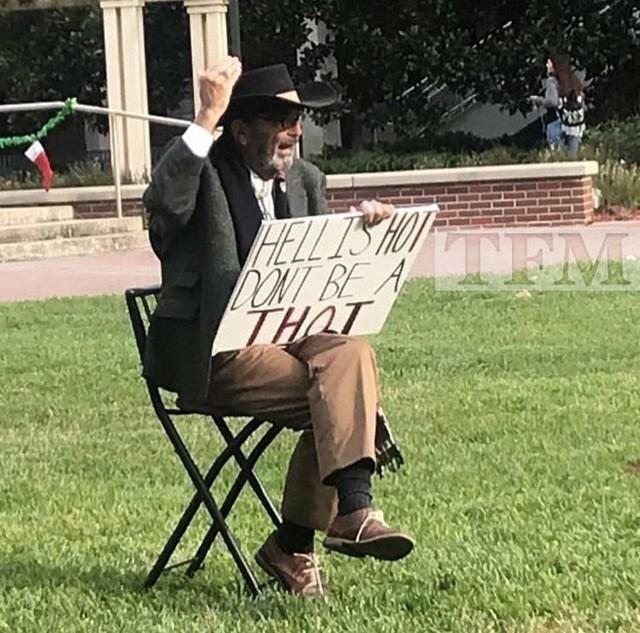 Sitting - HELL IS HOT NEM THAT