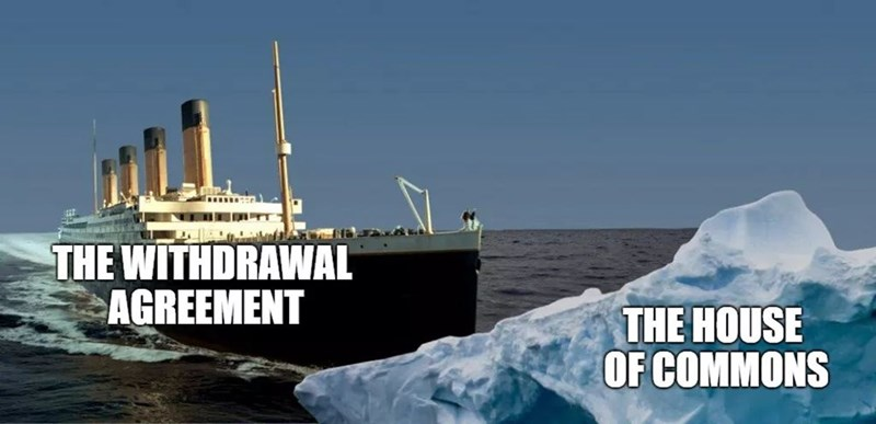 history meme - Arctic - THE WITHDRAWAL AGREEMENT THE HOUSE OF COMMONS