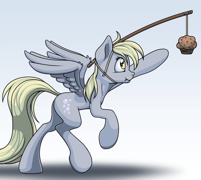 derpy hooves muffins - 9260826624