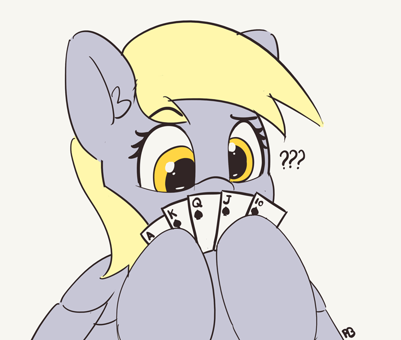 derpy hooves pabbley - 9260827136