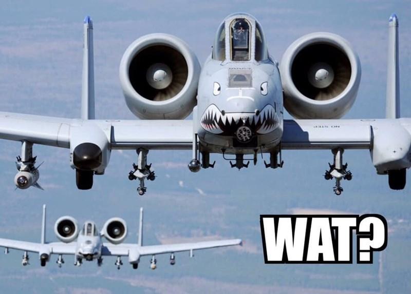 Aircraft - WAT?