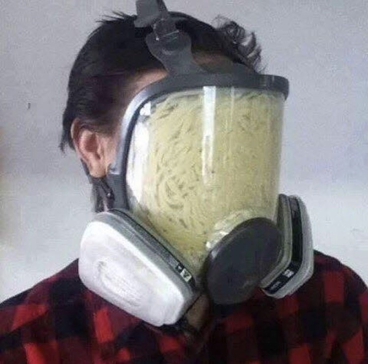 cursed image - Personal protective equipment