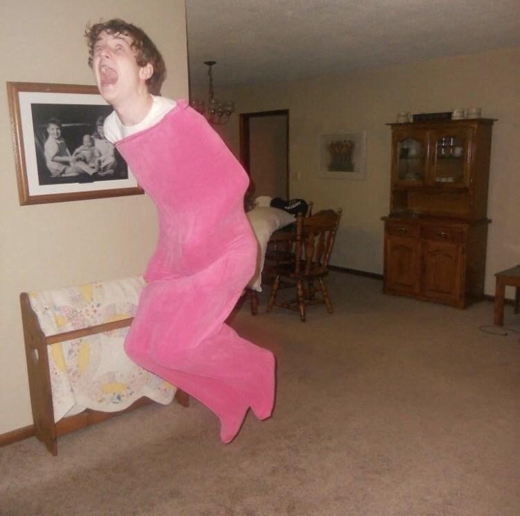 cursed image - Pink