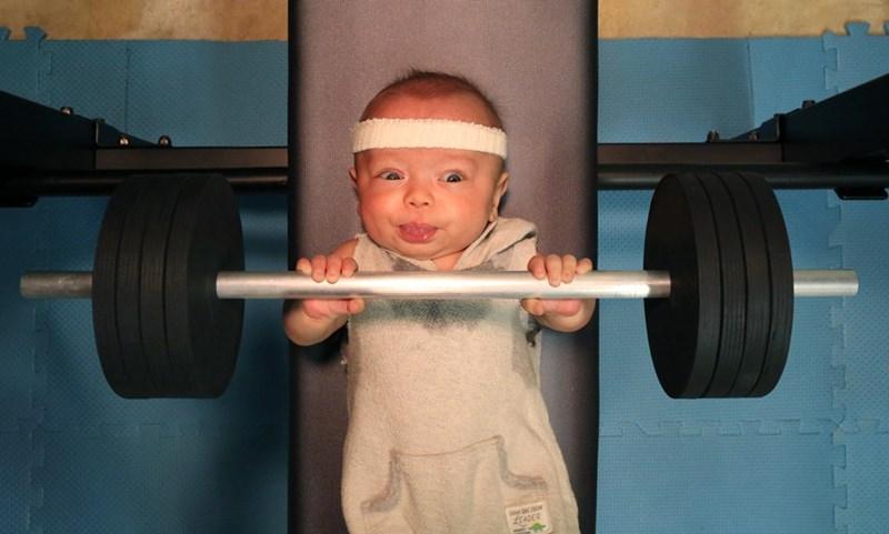 Weightlifting - pIN DIC TE zEADER
