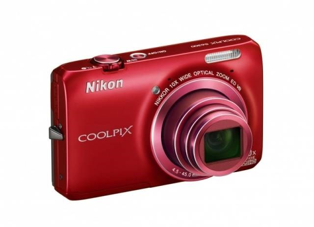 Digital camera - Nikon NIKKOR 10X WIDE OPTICAL ZOOM E COOLPIX DE HO 4.5-45.0 m