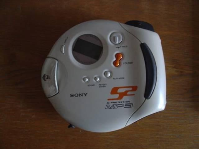 Product - FOLDER 21 KA MOE SONY PROTECTHON MP3