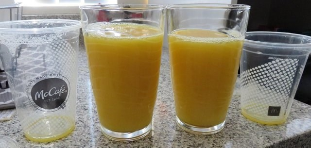 Juice - McCafe