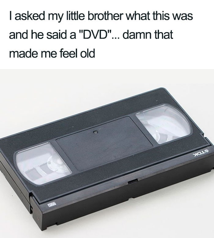 "Product - I asked my little brother what this was and he said a ""DVD"".. damn that made me feel old SHA"