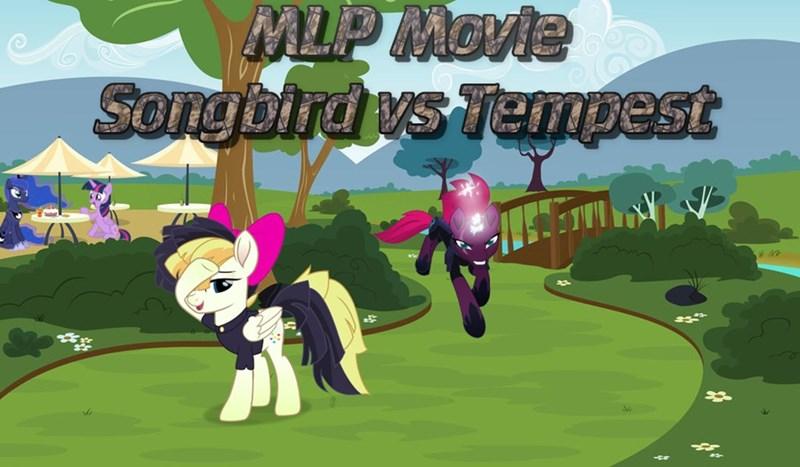 songbird serenade tempest shadow my little pony the movie twilight sparkle songb princess luna best pony - 9263727360