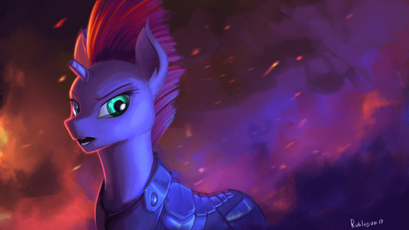 tempest shadow ruble gun best pony - 9264045056