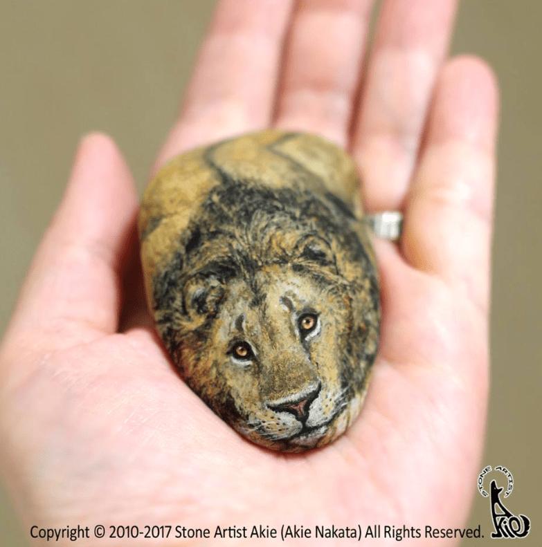 Felidae - Copyright O 2010-2017 Stone Artist Akie (Akie Nakata) All Rights Reserved.