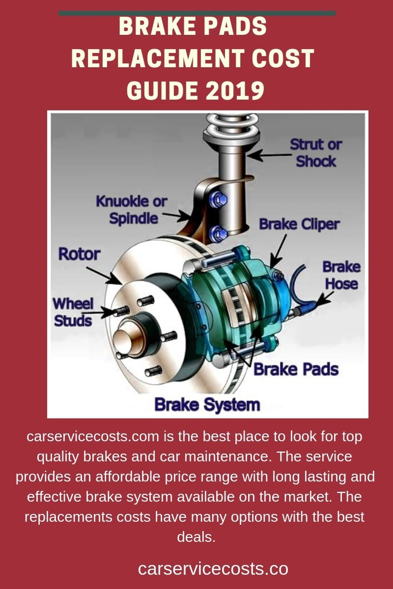 How Much Does It Cost To Change Brake Pads >> Brake Pad Replacement Home