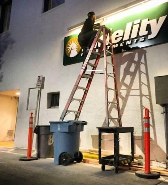 Ladder - Ahelity TMENTS