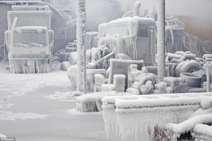 frozen apocalypse - Snow - OReuters