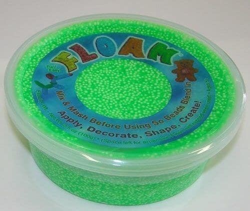 Green - y Mix &Mash Before Using So Beads Apply, Decorate, Shape, Create : Sor (100 Spoce len to lend n
