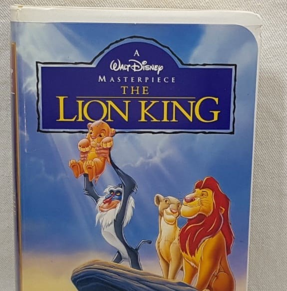 Snack - WurDiNEP MASTERPI1ECE THE LION KING